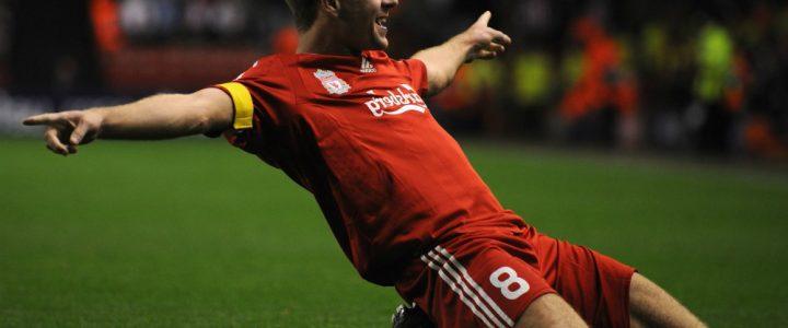 Kapten Fantastis Steven Gerrard