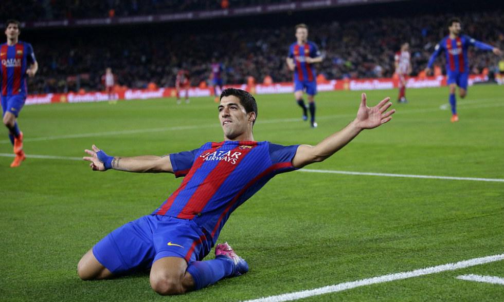 Luis Suarez -Barcelona-Atletico-Madrid