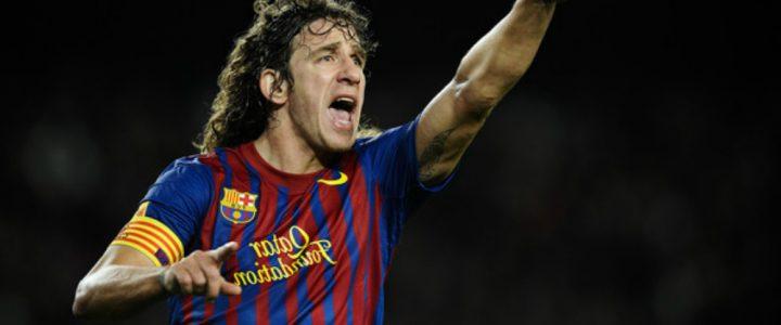 Carles Puyol, Legendaris La Blaugrana