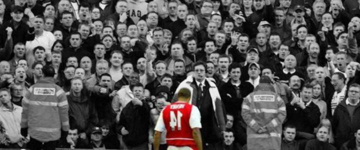 King Henry, Peluru Mematikan Milik Arsenal